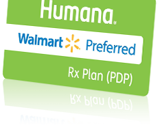 walmart Humana Prescription Plan