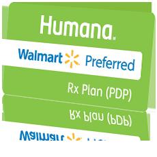 Humana Walmart Prescription Rx Plan – Part D