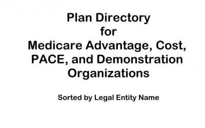2016 Plan Directory