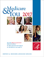 2017 Medicare And You Handbook